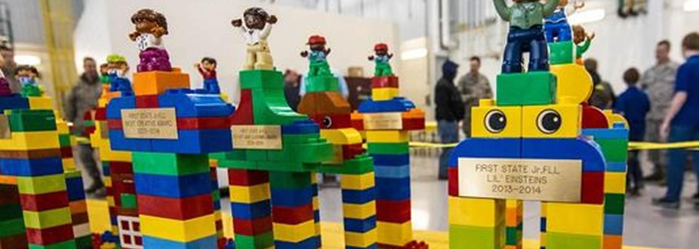 Lego Trophies